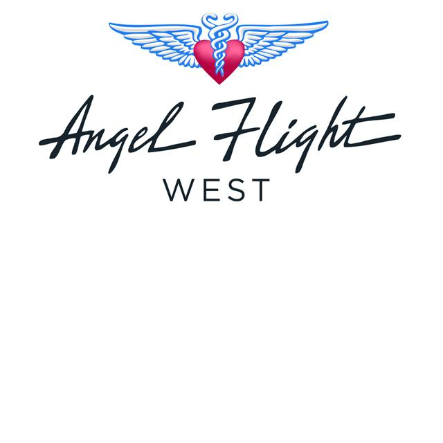 Angel Flight West Logo
