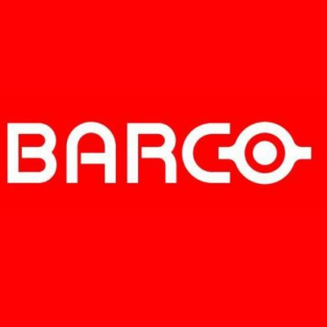 Logo of BARCO Healthcare