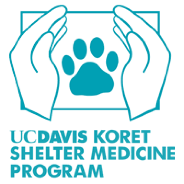 Koret Shelter Medicine Program logo