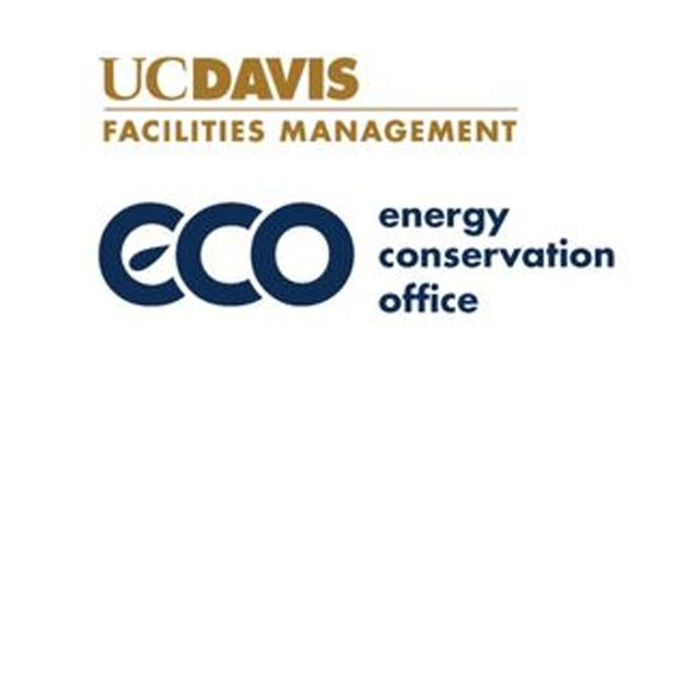 UC Davis Energy Conservation Office logo