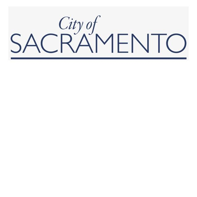 City of Sacramento logo