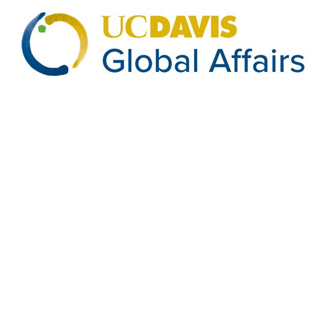 Logo: UC Davis Global Affairs