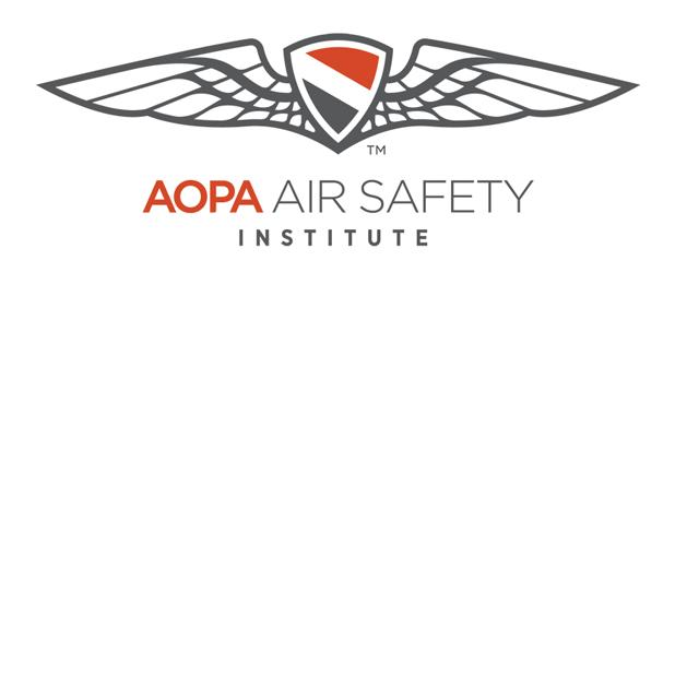 Logo: Air Safety Institute – NASA