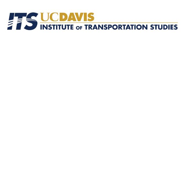 Logo: UC Davis Institute of Transportation Studies