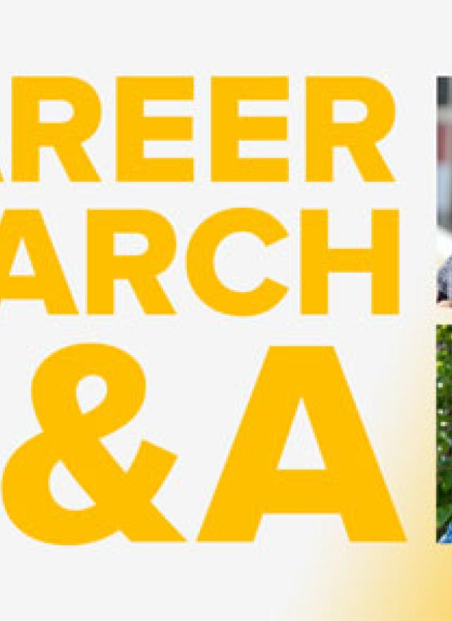 Career Search Q&A
