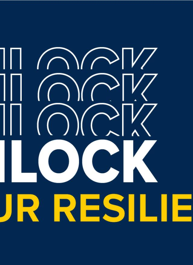 Unlock your resiliency