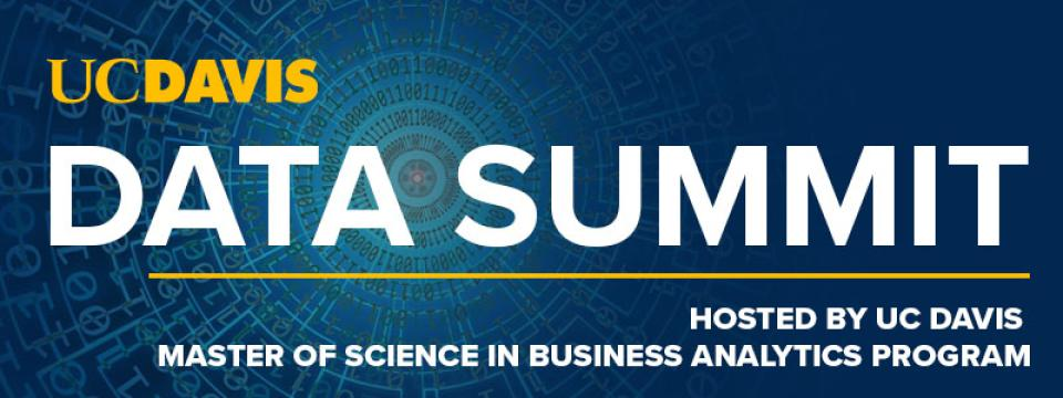 UC Davis Data Summit