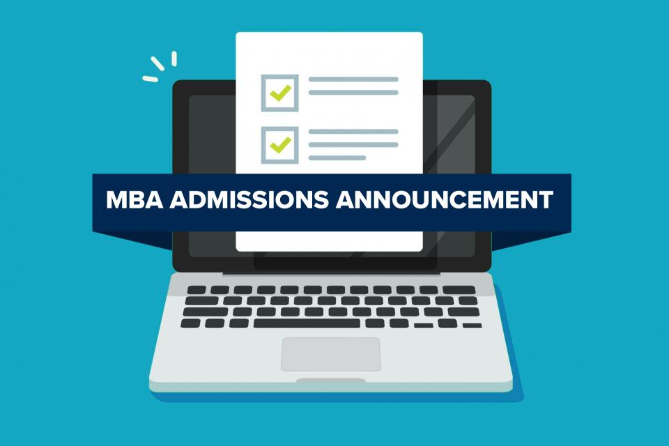 MBA Admissions COVID-19 Response